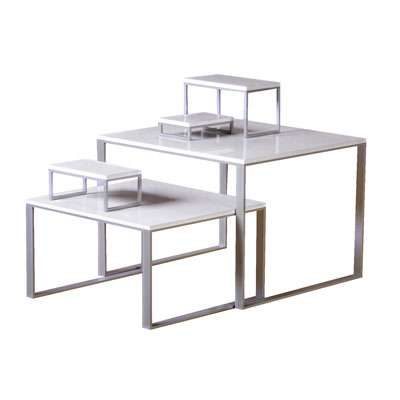 Picture for Small Shiro Tall Display Table by Smart Fixtures