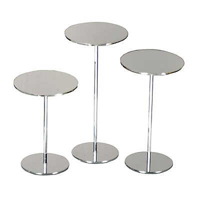 Picture of Round Riser, Set of 3 by Smart Fixtures