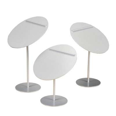 Picture for Oval Shoe Riser Set by Smart Fixtures