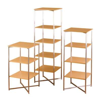 Picture for 4 Tier Etagere by Smart Fixtures