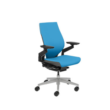 442A40LNAJC7L725: Customized Item of Gesture Chair by Steelcase (442A)