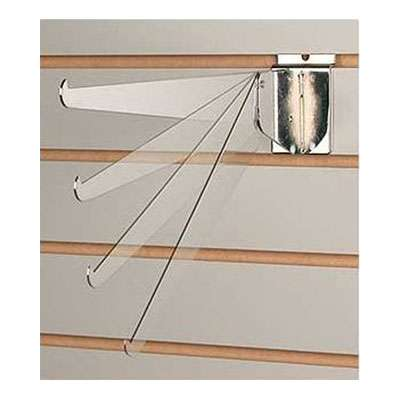 "Picture for 12"" Adjustable Shelf Bracket For Slatwall by Smart Fixtures"