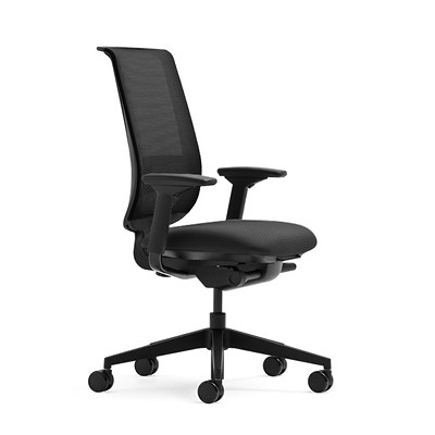 reply task chair with mesh back turnstone seating smart furniture