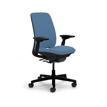 4821410-6205BKNC75F17S: Customized Item of Amia Chair by Steelcase (482)