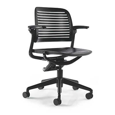 Picture of Cachet Task Chair with Swivel Base by Steelcase