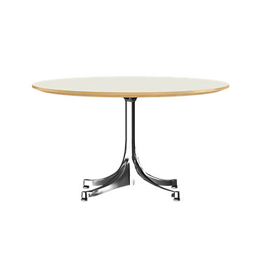 5452LLBK: Customized Item of Nelson Large End Table, Low Height by Herman Miller (5452)