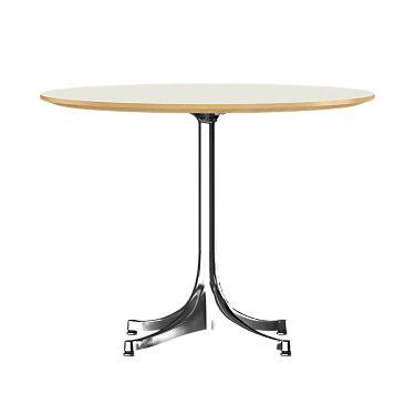 5453LBKBK: Customized Item of Nelson End Table by Herman Miller (5453)