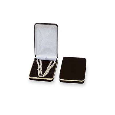 Picture for Black Velvet Necklace Box by Smart Fixtures