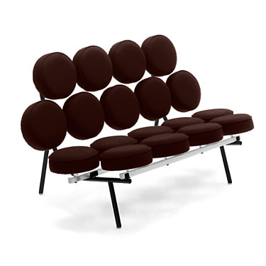 56709209C: Customized Item of Nelson Marshmallow Sofa by Herman Miller (5670)