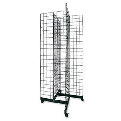 Picture for 4-Way Grid Tower With Base and Casters by Smart Fixtures