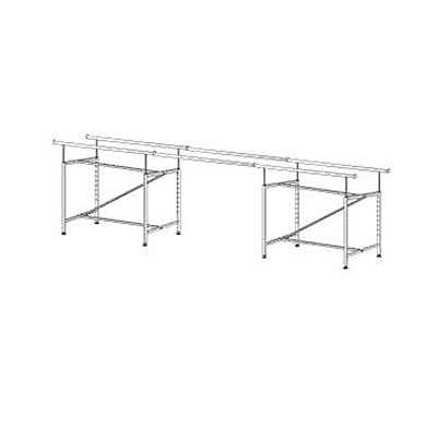 Picture of Tandem Rails For Double-Rail Rack by Smart Fixtures