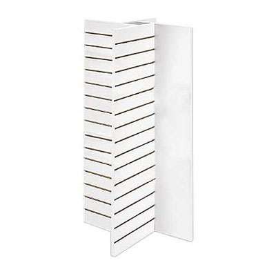 Picture for 4-Panel Slatwall Tower by Smart Fixtures