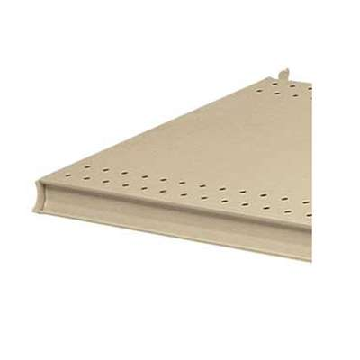"Picture for 48"" w x 12"" d Shelf For Metal Shelving Units by Smart Fixtures"