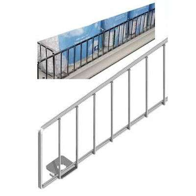 "Picture for Gondola Wire Fence, 47.5"" wide by Smart Fixtures"