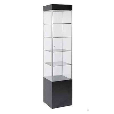 Picture for Square Display Tower With Light by Smart Fixtures