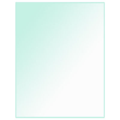 "Picture of 12"" x 16"" Tempered Glass Panel by Smart Fixtures"