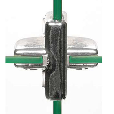 Picture of 4-Way Adjustable Metal Add-A-Shelf Clip by Smart Fixtures