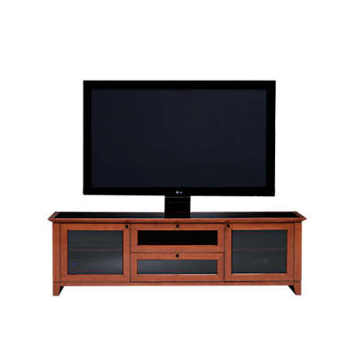 Picture of Novia Triple-Wide Home Theater Cabinet by BDI