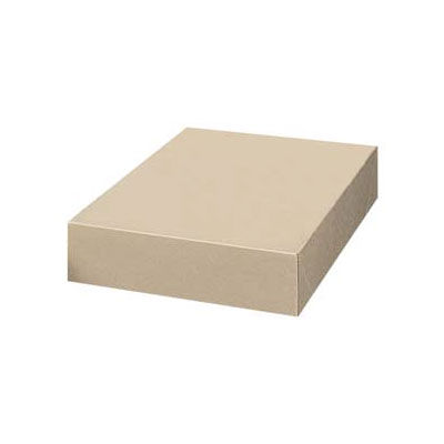 Picture of Extra Large Natural Gift Boxes, Case of 50 by Smart Fixtures
