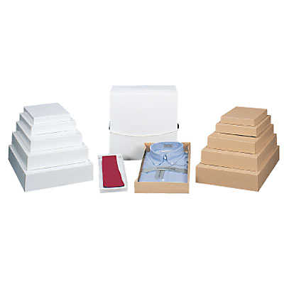 "Picture of Apparel Box Set, 10"" x 7"", Case of 100 by Smart Fixtures"