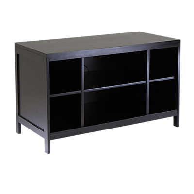 Picture of TV Stand with Open Shelves