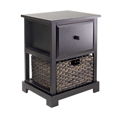 Picture of End Table with Basket
