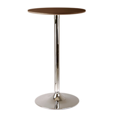 """93424-NATURAL: Customized Item of Round 24"""" Pub Table (93424)"""