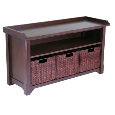 Picture of Storage Bench with Baskets