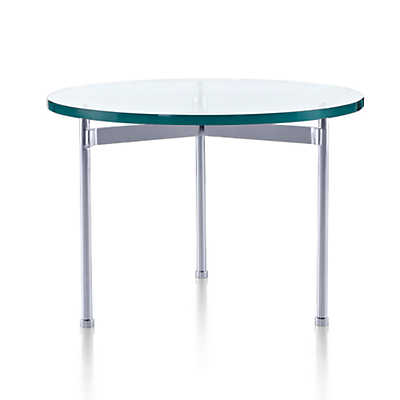 Picture of Geiger Ward Bennett Round Claw Table by Herman Miller
