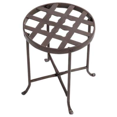 Picture for Wrought Iron Flowers Plant Stand