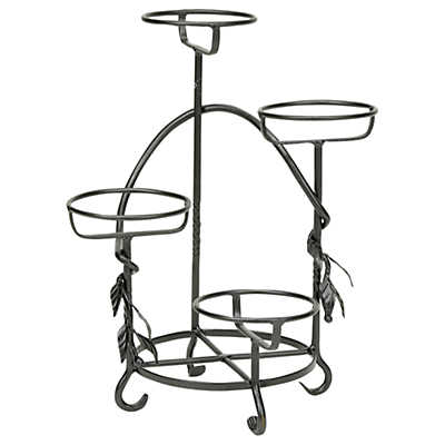 Picture of Wrought Iron Cascading Plant Stand