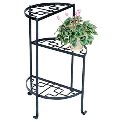 Picture of Iris Three Tier Plant Stand