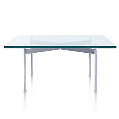 Picture of Geiger Ward Bennett Square Claw Table by Herman Miller
