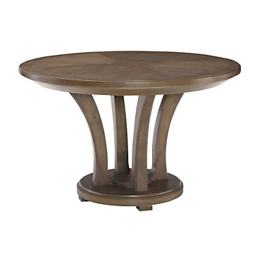 AD488701R-62: Customized Item of Park Studio Round Table by American Drew (AD488701R)