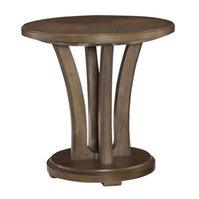 Picture for Park Studio Round Lamp Table by American Drew