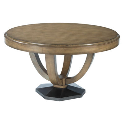 Picture of Evoke Round Dining Table by American Drew