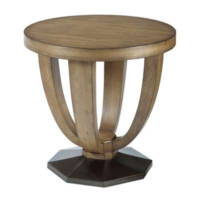 Picture for Evoke Round End Table by American Drew