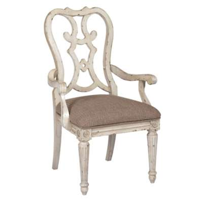 Picture for Southbury Cortona Arm Dining Chair, Set of 2 by American Drew
