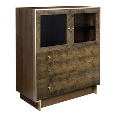 Picture for AD Modern Organics Laurel Bunching Cabinet by American Drew
