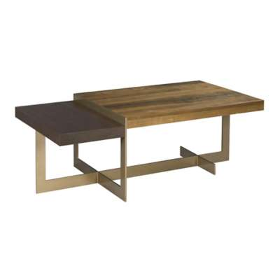 Picture for AD Modern Organics Ogden Rectangular Cocktail Table by American Drew