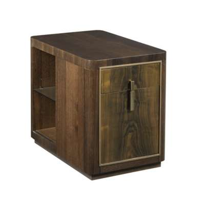 Picture for AD Modern Organics Kern Drawer End Table by American Drew