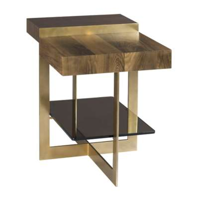 Picture for AD Modern Organics Winkler End Table by American Drew