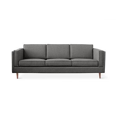 ADELAIDES-VELVETMERCURY: Customized Item of Adelaide Sofa by Gus Modern (ADELAIDES)
