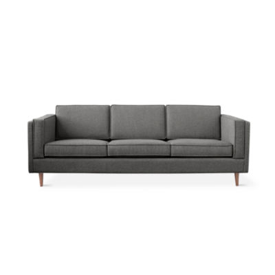 ADELAIDES-LEASIDE DRIFTWOOD: Customized Item of Adelaide Sofa by Gus Modern (ADELAIDES)