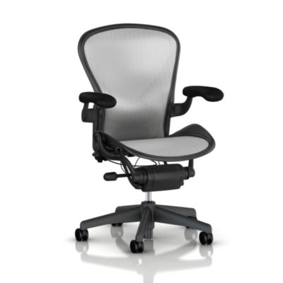 AE11AE213AFCPJXTC7LAP3V012110: Customized Item of Classic Aeron Chair by Herman Miller (AE11)