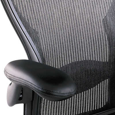 Picture of Pair of Aeron Chair Armpads by Herman Miller