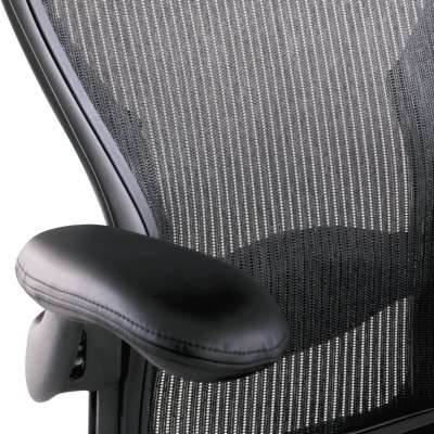 Picture for Classic Aeron Chair Armpads, Pair by Herman Miller