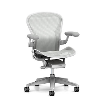 AER1B22PWSZSG1G1G1C7BK2310321XV: Customized Item of Aeron Chair by Herman Miller (AER)