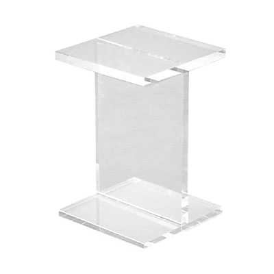 Picture of Acrylic I-Beam Table by Gus Modern
