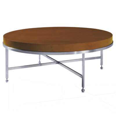 Picture for Galleria Round Cocktail Table by Allan Copley